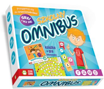 Gra edukacyjna - Szkolny Omnibus