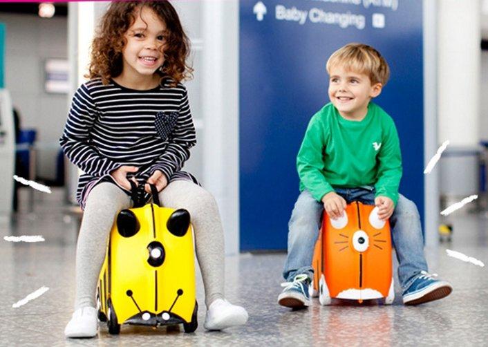 walizka dziecięca