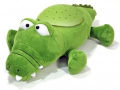 Lampka nocna krokodyl