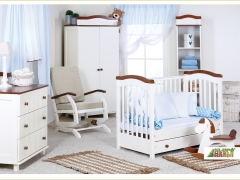 Łóżeczko niemowlęce Klupś Rafał